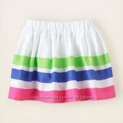 Продаётся юбка детская на 3-4 года сhildrens рlacе бренд сша