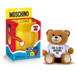 Туалетная парфюмированная вода оригинал Франция Италия Moschino Toy