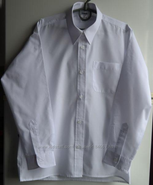 Рубашка Tesco на 9-10 л. Состояние новой