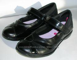 Туфли Clarks р. 10, 10, 5 F, 17, 5, 18 см по стельке