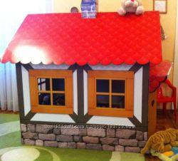 Детский игровой домик Альпийский