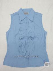 Фирменная блузочка Англия СOTTON  р. М красивая и качественная SALE