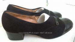 Распродажа кожаной обуви Германия на стельку 26. 5-27
