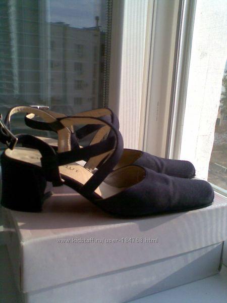 Обувь кожа р.40-42 Новая и почти новая БРЕНДЫ