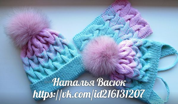 Эксклюзивные осенне-зимние шапочки