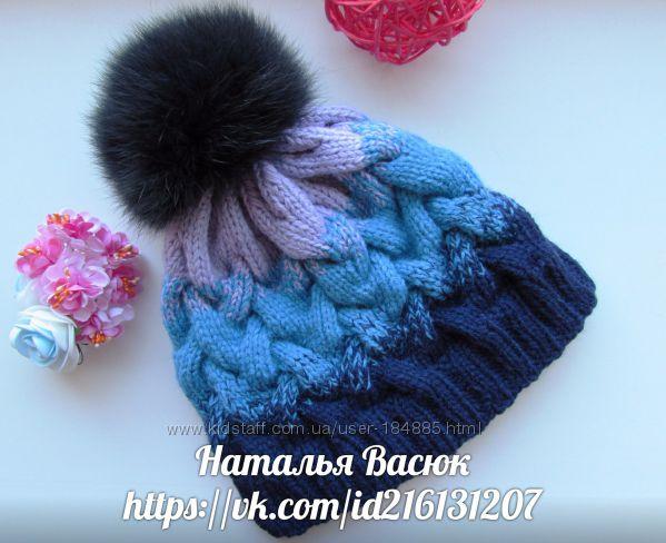 Красивенные шапки и наборы ручной работы.