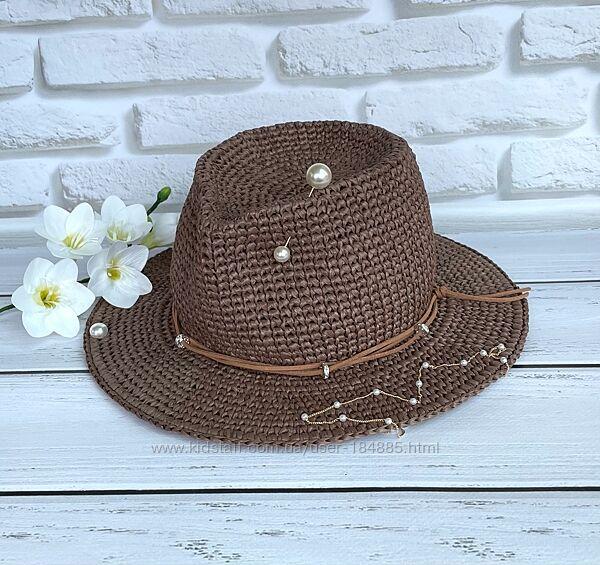 Распродажа шляпок из 100 натурального состава РАФИЯ.