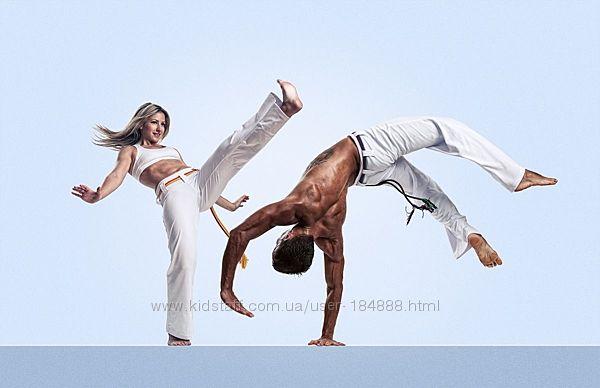Капоэйра Capoeira в Киеве и Крюковщине детские и взрослые группы
