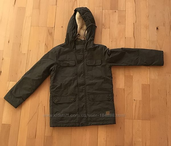 Куртка на весну и осень OSTIN на мальчика 140 см