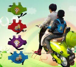 Безопасный пояс для мотоцикла