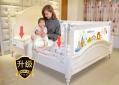 Защитный барьер на детскую кровать 1, 50м. , 1, 80м.