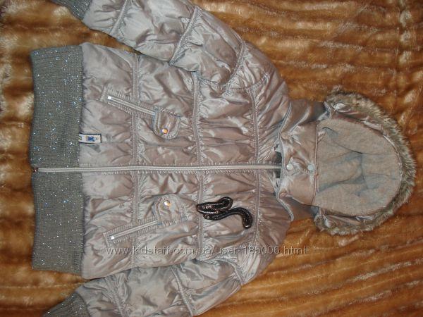 Продам куртку для девочки   Wojcik