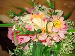 Продам цветочный обруч