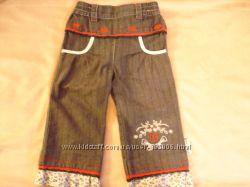 Продам джинсы для девочки WOJCIK