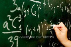 Занятия математикой в центре города
