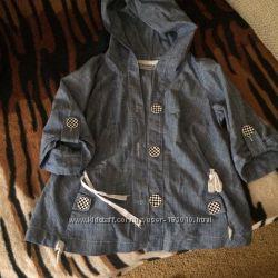 Блузка-пиджак для беременних ТМ Дианора