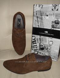 Фирменные туфли Luciano Carvari для стильного мужчины в наличии