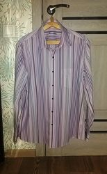 Оригинал из США, рубашка Tasso Elba от Macys, р. Л