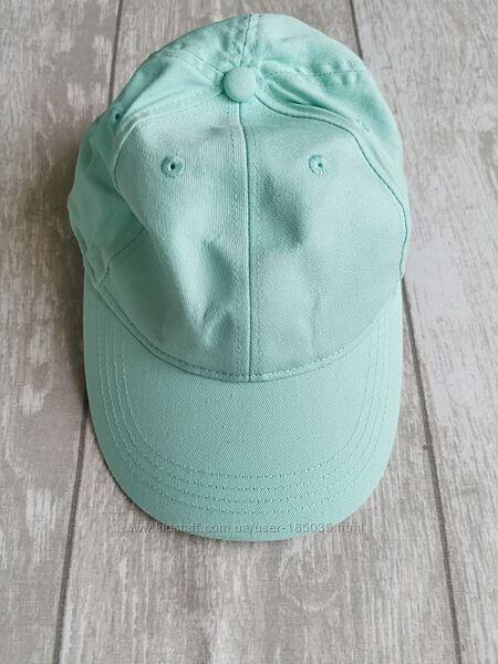 Стильная кепка HM р. 8-12 лет. Состояние новой
