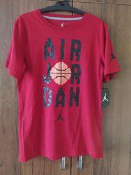 Футболка Nike Air Jordan оригинал р. L 152-158 см