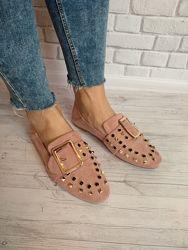 Женские стильные туфли