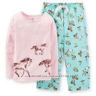 Чудесные пижамы Carters 4t, 5t