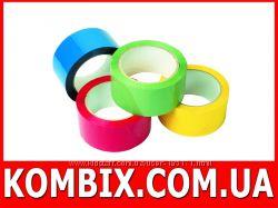Скотч цветной упаковочный длина - 45 м  45 мм - ширина