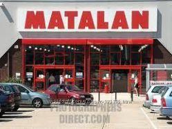 Matalan заказ под 0 без шипа, 4, 5ф1кг