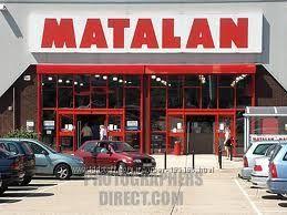 Matalan заказ под 0 без шипа