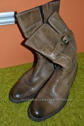 Кожаные демисезонные ботинки Caprise