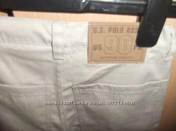 Новые легенькие штанишки US POLO ASSN