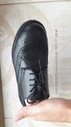 Туфли-оксфорды на мальчика George, дешево, кожа.