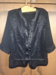 Женская блузка на пуговицах