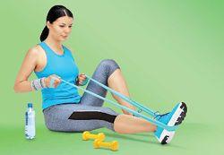 Еспандер резина для занять гімнастикою і фітнесом