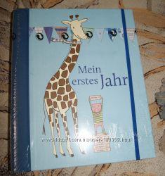 Дневник - мой первый год для мальчика и поклонников немецкого языка