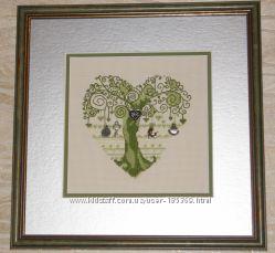 Семейный Оберег Дерево любви
