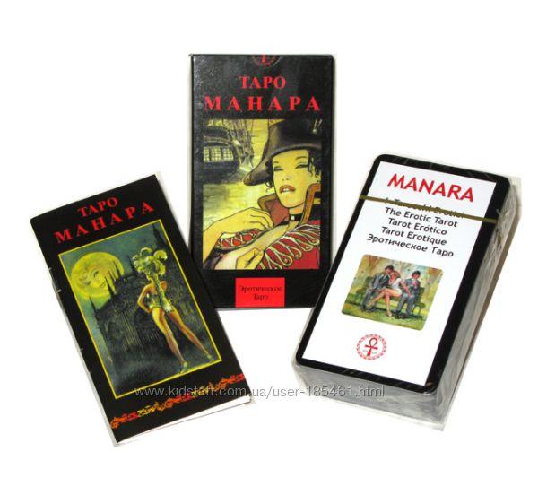 Карты Таро Манара продам