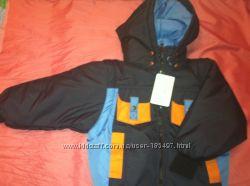 Демисезонная куртка-жилетка ТМ ЗИМУШКА ESTO  р. 104-116
