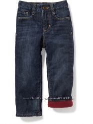 джинсы на флисе Олдневи 5Т