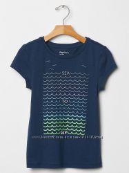 Фирменные футболки девчонкам