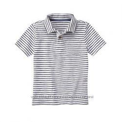 Рубашки и поло мальчишкам