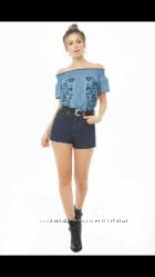 Симпатичная летняя блуза Forever21