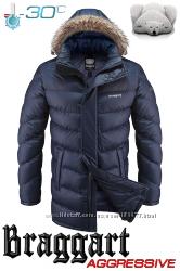Верхняя брендовая одежда для мужчин Braggart осень-зима