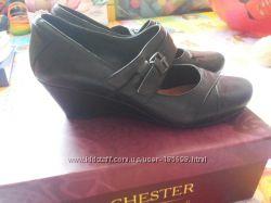 туфли Chester 38размер на ногу 24-24. 5 см