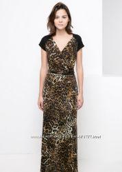 шикарное платье от  MANGO