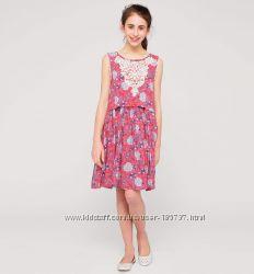 милое платье р 158