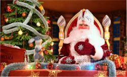 Именное новогоднее видео поздравление от Деда мороза
