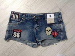 Новые шорты на 38 размер Испания
