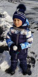 Зима Snowimage Junior - комбинезон. Мальчик. 116 размер. Отличное состояние