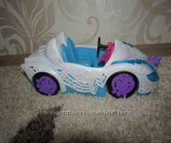 Автомобиль пони-диджея Hasbro My Little Pony Equestria Girls